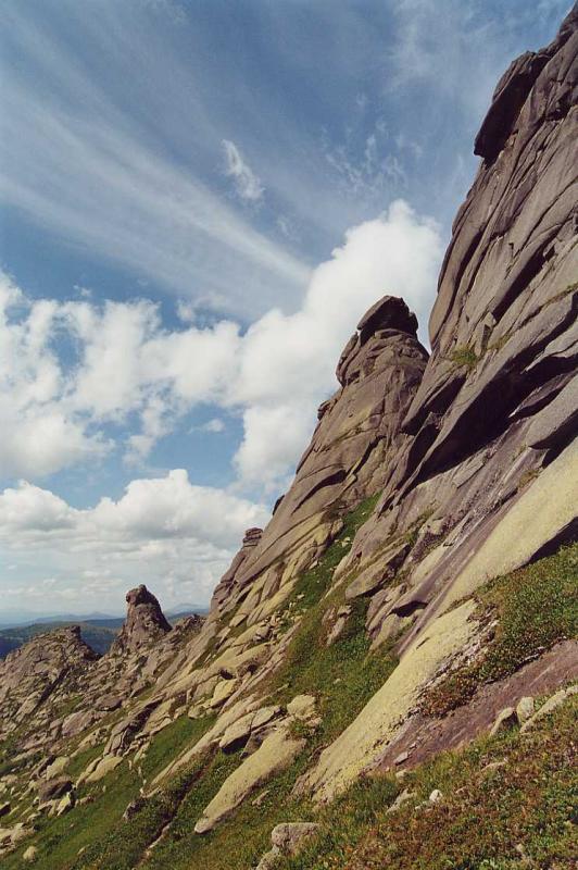 West Sayan Mountains
