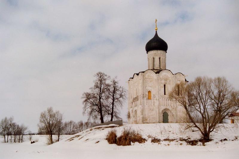 Russian Orthodox Church (Pokrov na Nerli)