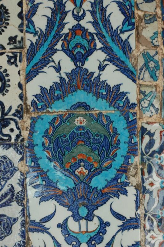 Istanbul Rustem Pasha mosque