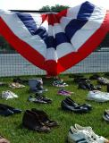 Shoes and Bunting
