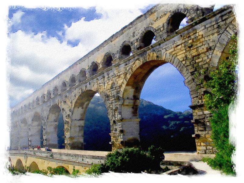 Pont-Du-Guard