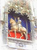 Francois I in Blois