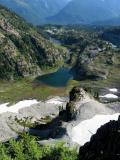 Heather Meadows Lakes and Tarns