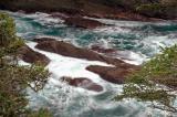 Swirling Ocean