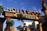 Hollwood Pictures Sign