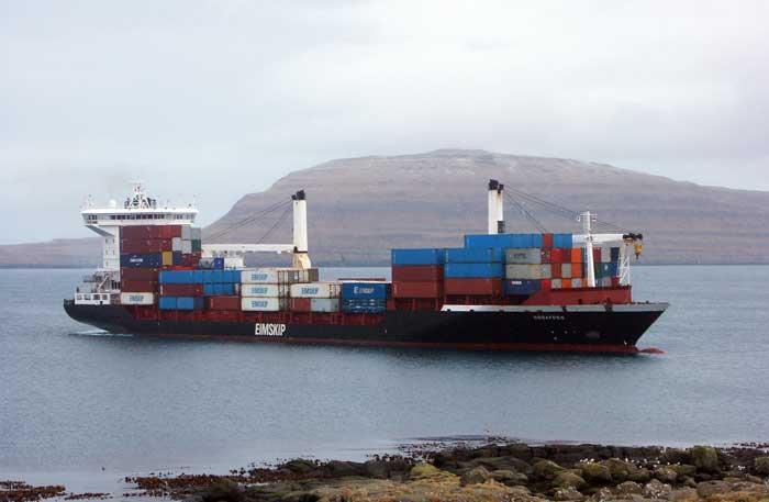 Goðafoss í Torshavn