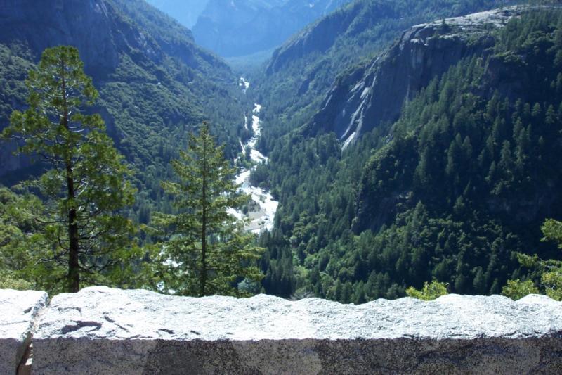 Yosemite Park in California (Tioga Pass)