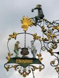 TITISEE - CUTE RESTAURANT SIGN