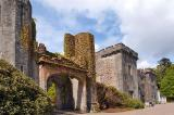 Front View of the Armadale Castle