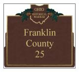 Franklin County Historical Markers