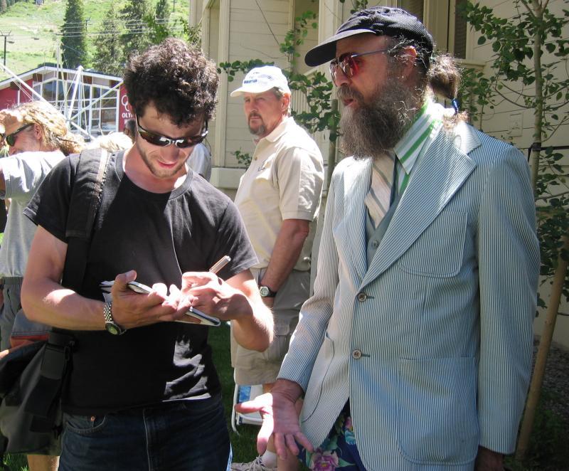 Patrick & Hippie