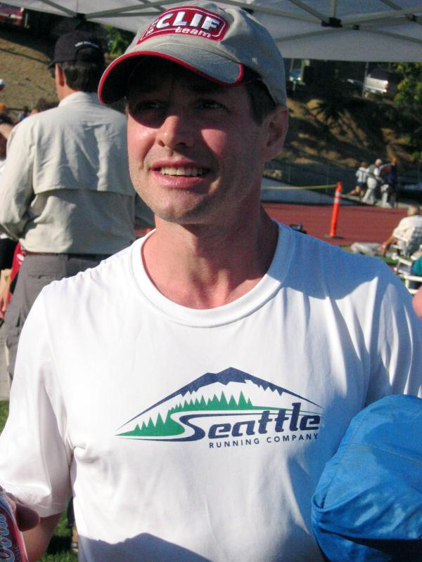 Dave Terry<br>9th overall, 18:41:37</br>