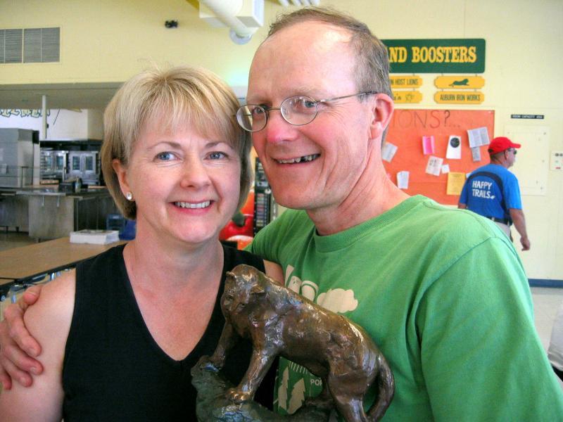 Leahs parents, Sharon & Peter Kangas