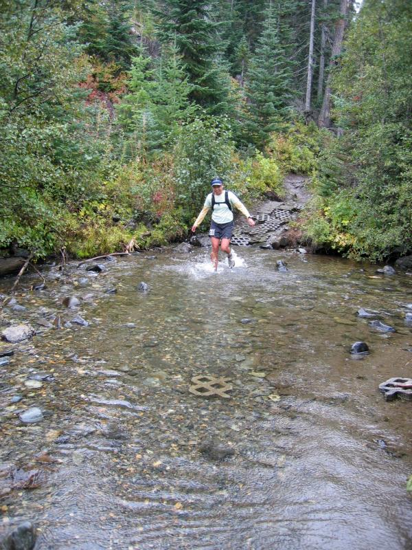 Big creek crossing