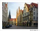 Old houses in Münster - Germany