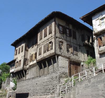 Safranbolu house