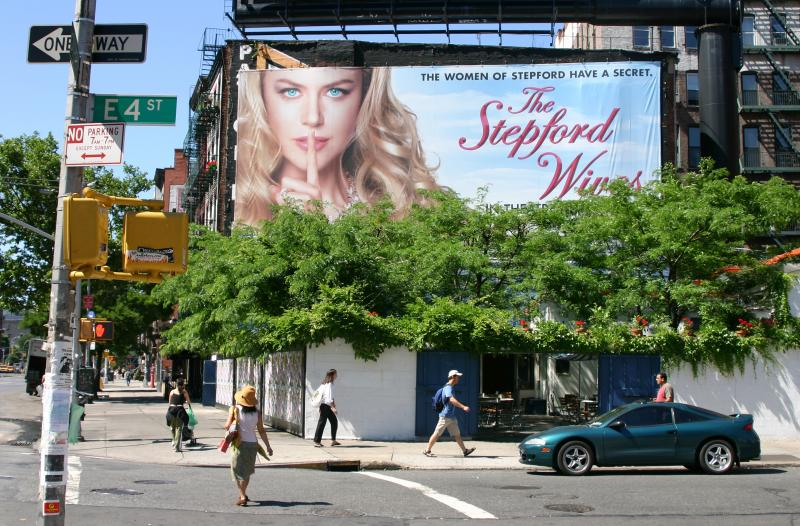 Stepford Wives at the Bowery