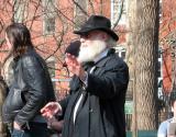 Dancing Rabbi  in WSP