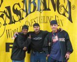 Boyz in the Hood on the Bowery  below Kenmare Street