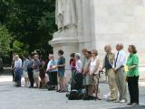 4th of July Antiwar Demonstrators - Washington Square Arch