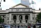 NYC Public Library at Fifth Avenue & 41st Street