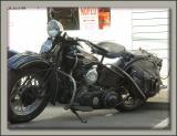 Pauls' 1942 stock Harley