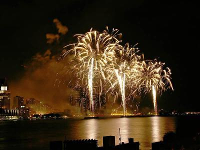 Freedom Festival Fireworks 22:14:50 hrs