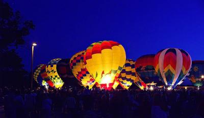 Balloon Glow I