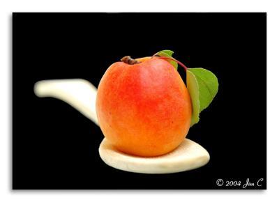 Apricot spoon