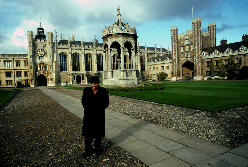 A Porter of Trinity College Cambridge