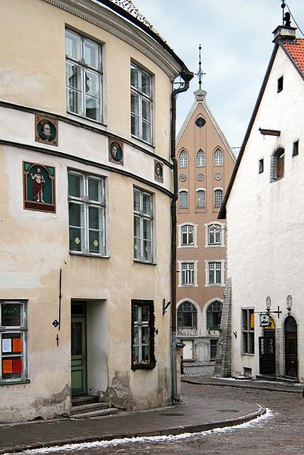 Raekoja Buildings