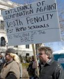 Death Penalty for Homos at Defense of Marriage rally.jpg