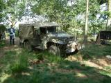 The Dodge ready for the visitors