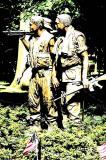 Viet Nam War Memorial   7187