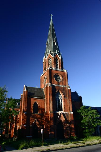 Transfiguration RC Church