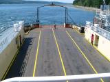 Vehicle deck