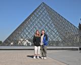 At Musée du Louvre