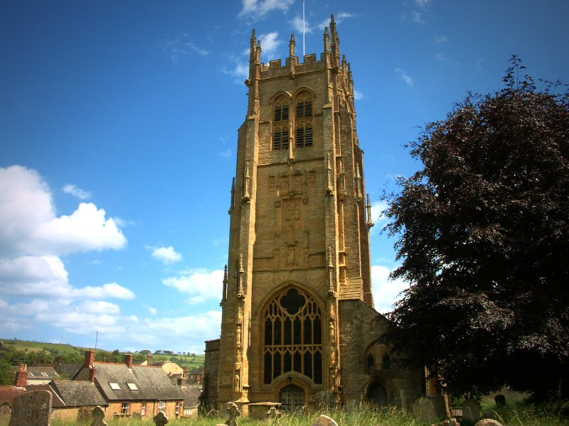St. Mary, Beaminster