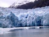 Sawyer Glacier close up