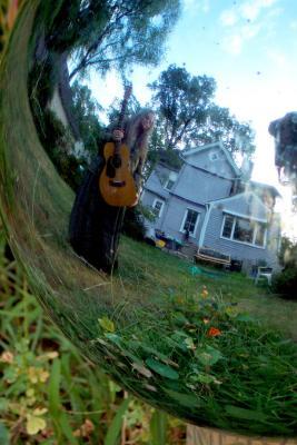 Hippie Globe
