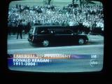 Farewell to a PresidentRonald Wilson Regan1911 to 2004