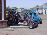 dune buggy racers