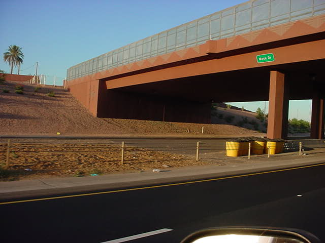 ADOT 202 westbound<br>Red Mountain Freeway
