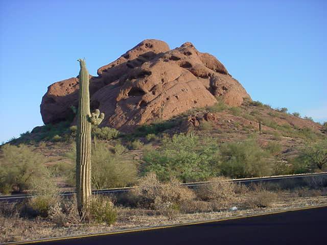 Papago Park<br>Phoenix Arizona