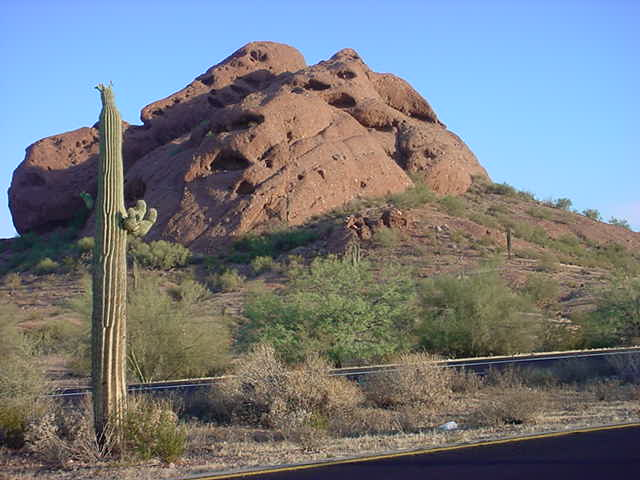 Papago Park<br>Phoenix Arizona