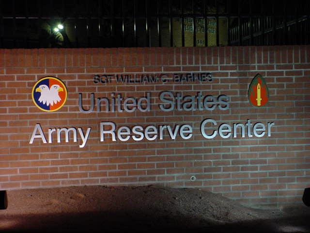 United States <br> Army Reserve Center