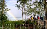 26 June 2004.  Little  Rainbow Niagara Fall