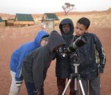 Swakopmund Students on NamibRand