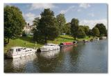 River Cam (House Boats)