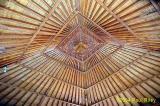 Balinese ceiling